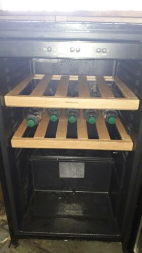 Used wine cooler fridge