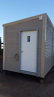 Portable toilet Male, Female, Disabled