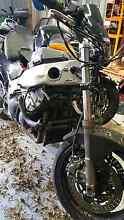 ZX6 1997 Motor was running, radiator damaged Maddington Gosnells Area Preview