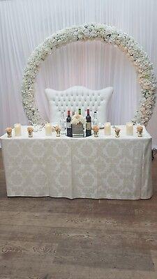 FAIRYTALE WEDDING ARCH WEDDING  backdrop WEDDING PILLARS FOR HIRE!!!