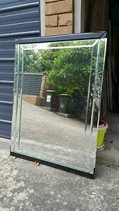 Large beautiful European mirror Neutral Bay North Sydney Area Preview