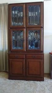 Bookcase/ china cabinets Lilli Pilli Sutherland Area Preview
