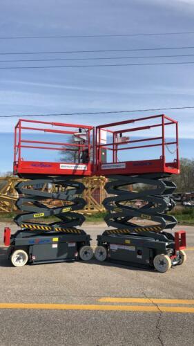Skyjack 3219 electric scissor lift manlift *REFURBISHED & WARRANTY* Dealer