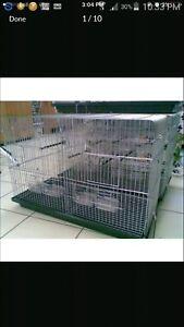Breeding Cage ( Full Set Up )