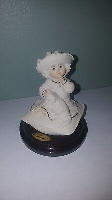 "florence figurine ""Quiet Please"""