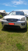 Kia Rondo 7 seater 2008 Leanyer Darwin City Preview