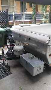 Palomino yearling camper trailer 2005 model Woolloongabba Brisbane South West Preview