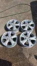15 inch mazda 3 alloys, upgrade your steel rims Westlake Brisbane South West Preview
