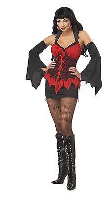 Glamour Vamp Gothic Vampire Adult Women - Vampire Women Costumes