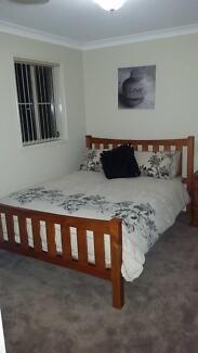 Queen bed Bedroom Suite Mount Annan Camden Area Preview