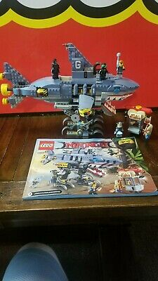 LEGO Ninjago - The Ninjago Movie Garmadon (70656) Incomplete As-Is See Pics