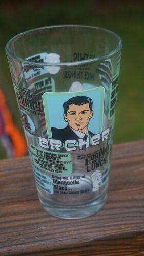 Archer Pint Glass