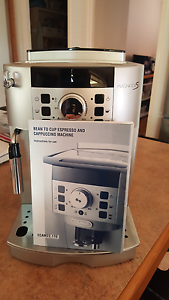 Delonghi magnifica s coffee machine Sunbury Hume Area Preview