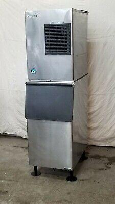 Hoshizaki Km320mah  300 Lb. Ice Machine Head With A 300 Lb. Bin