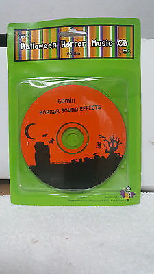 Halloween Horror Music (HALLOWEEN HORROR MUSIC 60 MINUTE CD / HORROR SOUND EFFECTS / BRAND NEW)