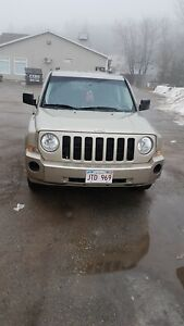 I want to sell the car Jeep Patriot