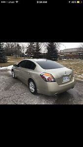 2009 Nissan Altima certified and Emission tested