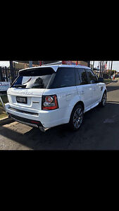 Land Rover Range Rover 2012 autobiography 4x4 my12 Guildford Parramatta Area Preview