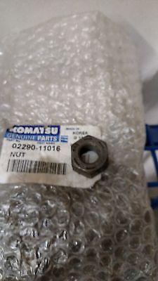 Komatsu Nut 02290-11016 Qty 23