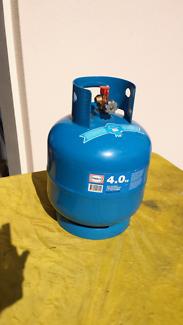 Gas bottle FULL