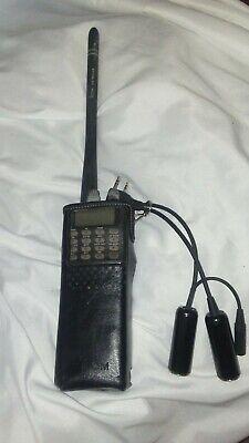 ICOM NAVICOM IC-A22 HANDHELD VHF AIRBAND TRANSCEIVER