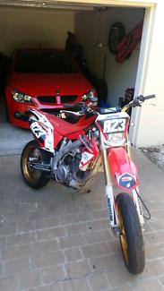 Crf450x 2009