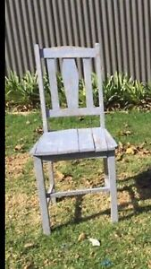 Vintage chair Brighton Holdfast Bay Preview