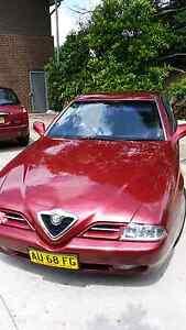 Selling my Alfa Romeo 166 2001 Maitland Maitland Area Preview