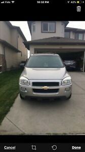 2005 CHEVY UPLANDER LOW KMS LADY DRIVEN