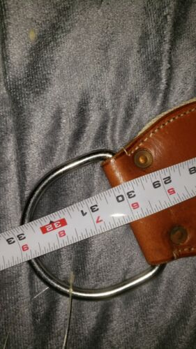 Horse and Mule Packing and Camping Equipment Lash Cinch with Brass Fittings