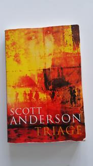 Triage by Scott Anderson - Unit 1 & 2 English