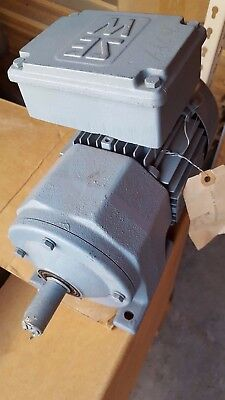 Sew Eurodrive Gear Motor 132d171d .5hp