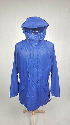 HELLY HANSEN Packable Helly-Tech Hooded Jacket Waterproof Ski Snowboard Size L