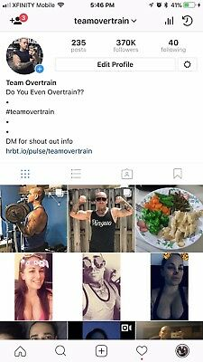 Instagram Promotion Shoutout To 370 000  Follower   See Photo Proof
