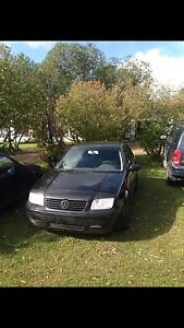2000 VW Jetta  (For sale or trade)