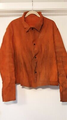 Anchor Brand 865 Welding Jacket Size Medium