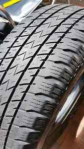 X2 Tyres Yokohama AT + GT Radial HT 265 70 16 Lynwood Canning Area Preview