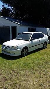 2000 Hyundai Accent Hatchback Wallsend Newcastle Area Preview