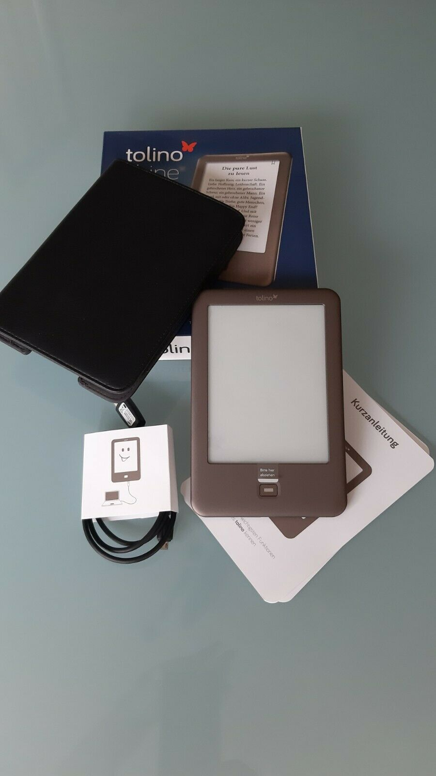 Tolino Shine 1, eBook-Reader, 4GB RAM, 6