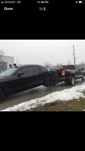 Towing / light service $50 - boost, lockouts, tire changes etc