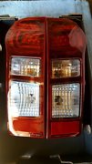 ISUZU D-MAX LED TAIL LIGHTS 2018 LIKE NEW WITH HARNESS Rockdale Rockdale Area Preview