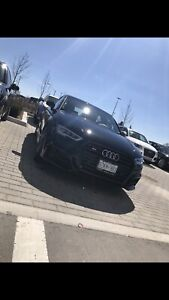 BEAUTIFUL 2017 AUDI S3 FULLY LOADED LEASE TRANSFER $650 TAX IN