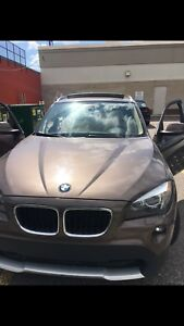 Quick Sale - 2012 BMW X1 - Fully loaded - (8 tires included)