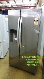 LG GC-L197HPNL 563L Side by Side Fridge Non Plumbed Ice & Water Dandenong Greater Dandenong Preview
