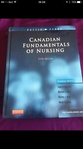 First Year BScN Nursing Books, like new