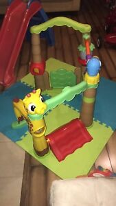 Activity garden treehouse