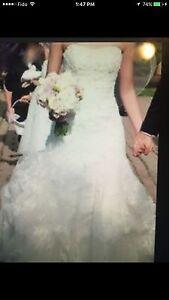 Wedding dress size 4 Maggie Sottero