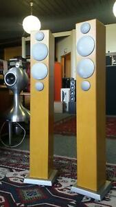 Monitor Audio Radius 270 Stereo Speakers Phillip Woden Valley Preview