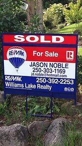 A Realtor who works for you in Williams lake!