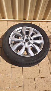 "Damaged 17"" wheel Camillo Armadale Area Preview"